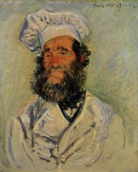 Claude Oscar Monet : The Chef, Pere Paul