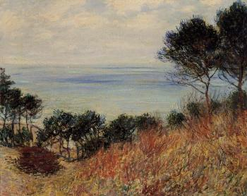 Claude Oscar Monet : The Coast of Varengeville