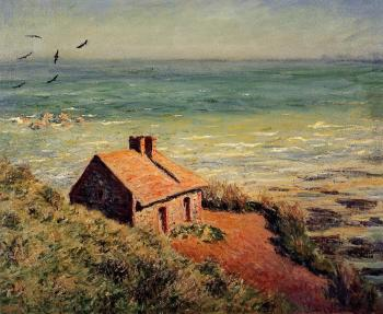 Claude Oscar Monet : The Custom House, Morning Effect