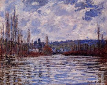 The Flood of the Seine at Vetheuil