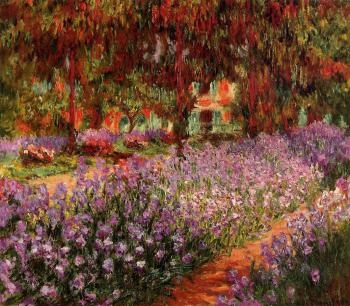 Claude Oscar Monet : The Garden