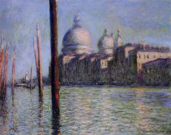 Claude Oscar Monet : The Grand Canal