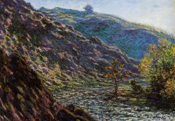 Claude Oscar Monet : The Old Tree at the Confluence