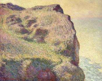 Claude Oscar Monet : The Point du Petit Ailly
