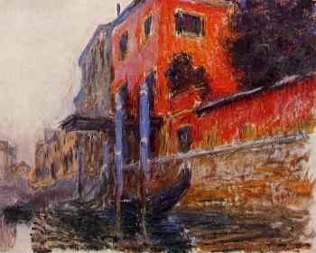 Claude Oscar Monet : The Red House