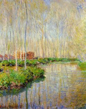 Claude Oscar Monet : The River Epte