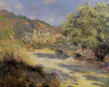 Claude Oscar Monet : The Road to Monte Carlo
