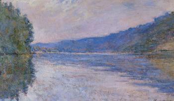 Claude Oscar Monet : The Seine at Port-Villez II