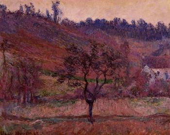 Claude Oscar Monet : The Val de Falaise