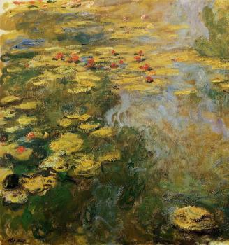 Claude Oscar Monet : The Water-Lily Pond