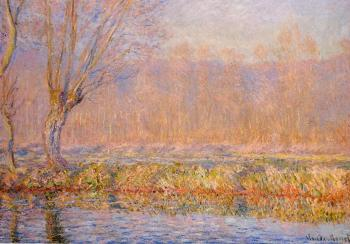 Claude Oscar Monet : The Willow