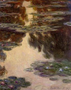 Claude Oscar Monet : Water Lilies II