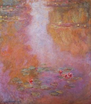Water Lilies XIII