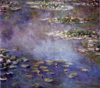 Water Lilies XVII