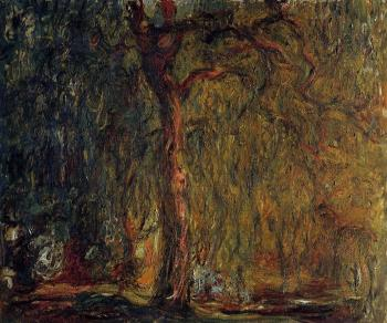 Claude Oscar Monet : Weeping Willow II