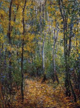 Claude Oscar Monet : Wood Lane