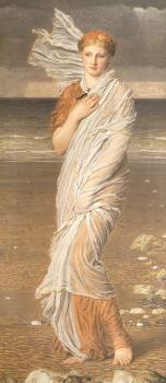 Albert Joseph Moore : Golden Women