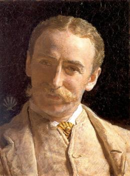 Albert Joseph Moore : William Connal, Esq Jr, of Solsgirth