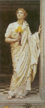 Albert Joseph Moore : A Decorator