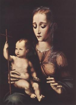 Madonna with the Child II