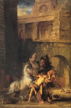 Diomedes Devoured by his Horses II