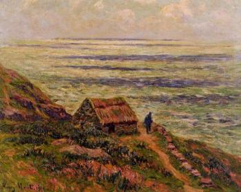 Henri Moret : Cliffs of Jaboure