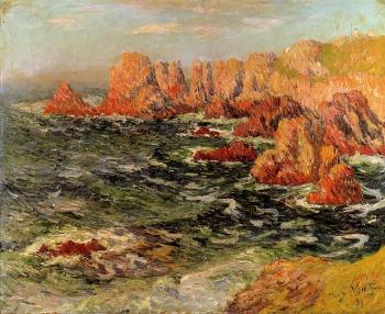 Henri Moret : The Breton Coast