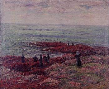 Henri Moret : The Breton Coast II
