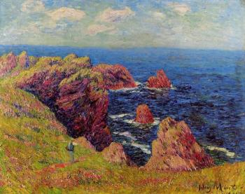 Henri Moret : The Breton Coast III