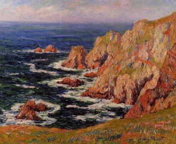 Henri Moret : The Coast of Brittany