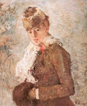 Winter (Woman with a Muff)