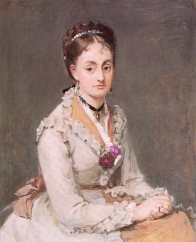 Portrait of Edma (The Artist's Sister)