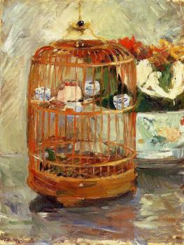 Berthe Morisot : The Cage