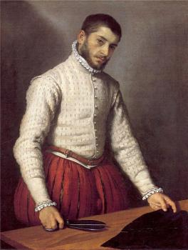 Portrait of a Man (The Tailor)