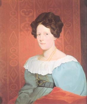 Portrait of Mrs. Samuel Nelson (Catherine Anne Russell)