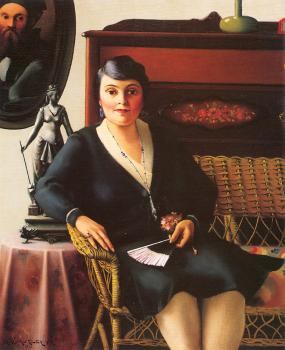 Archibald J Jr Motley : Portrait of my Mother