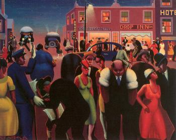 Archibald J Jr Motley : Black Belt