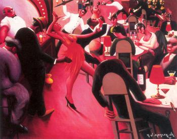 Archibald J Jr Motley : Saturday Night