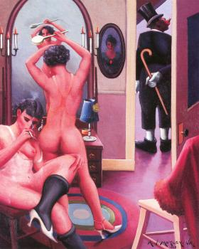 Archibald J Jr Motley : Between Acts