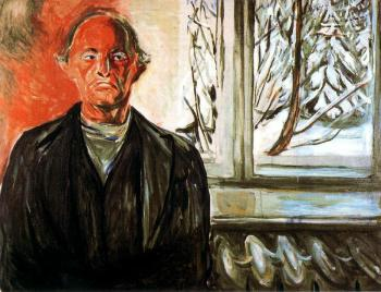 Edvard Munch : By the Window