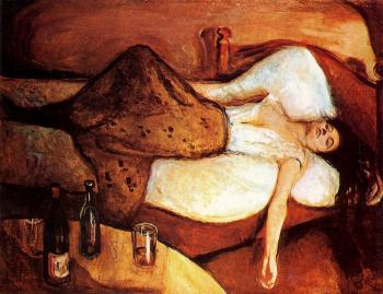 Edvard Munch : The Day After