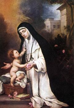 St Rose of Lima