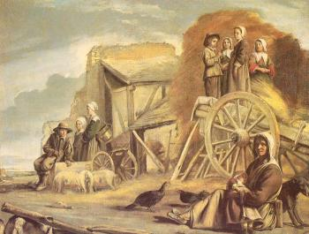 Le Nain Brothers : The Return from Haymaking