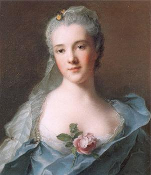 Jean Marc Nattier : Manon Balletti