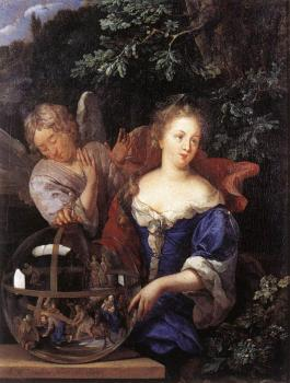 Eglon Van Der Neer : Allegory of Religion