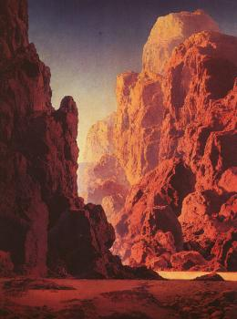 Maxfield Parrish : Arizona