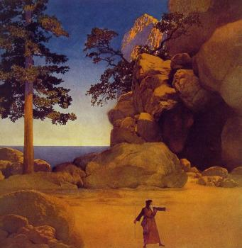 Maxfield Parrish : A Strong-Based Promontory