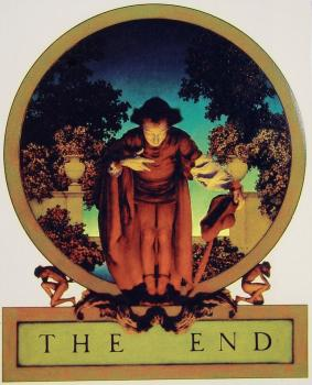 Maxfield Parrish : The End