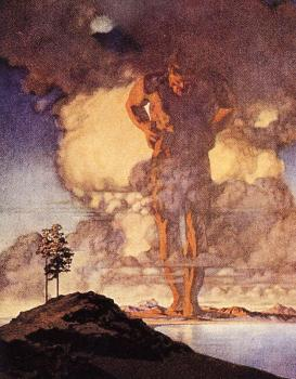 Maxfield Parrish : Atlas