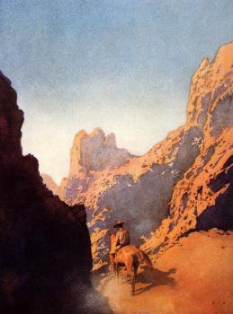 Maxfield Parrish : Rawhide